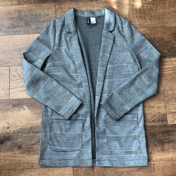 H&M Jackets & Blazers - H&M Houndstooth Blazer